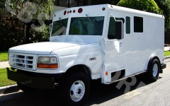 1996-Refurbished-Ford-F450-Armored-Truck