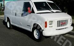 1997-Refurbished-GMC-3500-Armored-Van