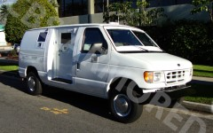 1999-Ford-E350-Armored-Van