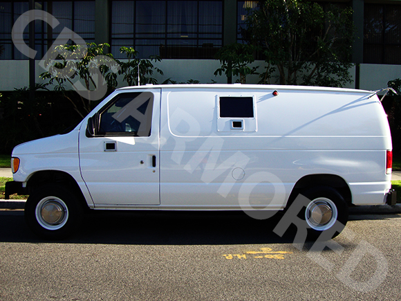 1999-Refurbished-Ford-E350-Armored-Van-5
