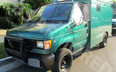 2001-Used-Ford-E350-Armored-Y-Van