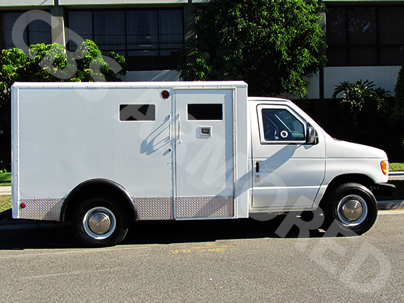 2002-Refurbished-Ford-E350-Armored-Van