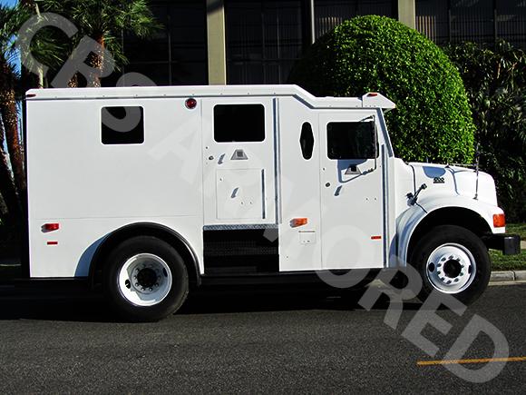 2002-Refurbished-International-4700-DT466-Armored-Truck-3