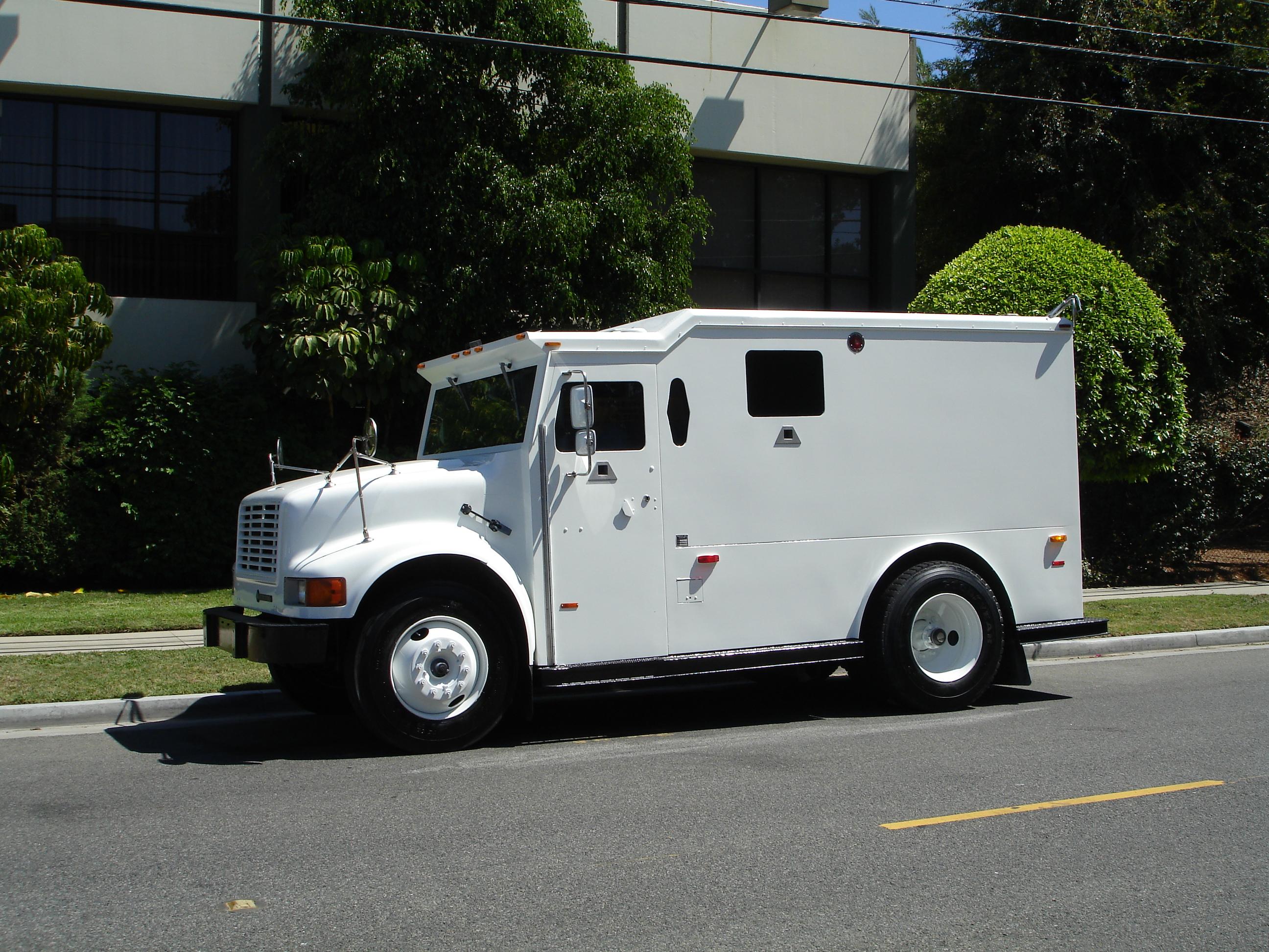 old armored trucks for autos weblog. Black Bedroom Furniture Sets. Home Design Ideas