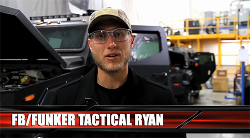 A Look Inside The Armored Vehicle Industry (Video)