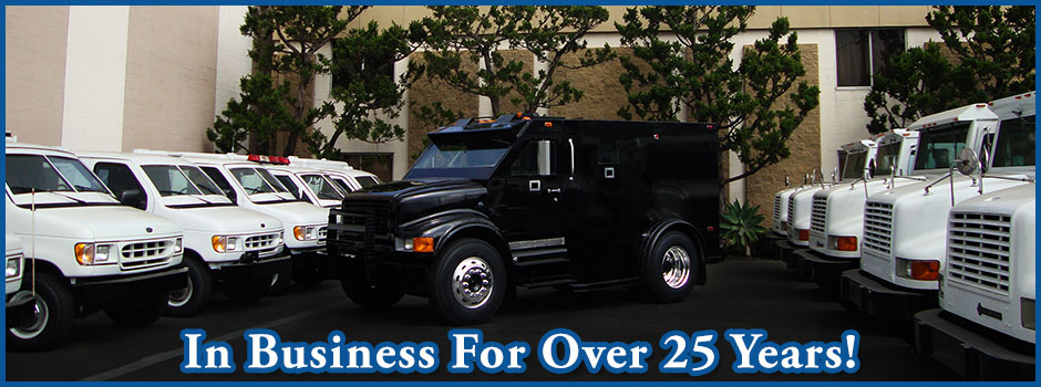CBS Armored Trucks | Largest Inventory of Used Armored Trucks & Vans